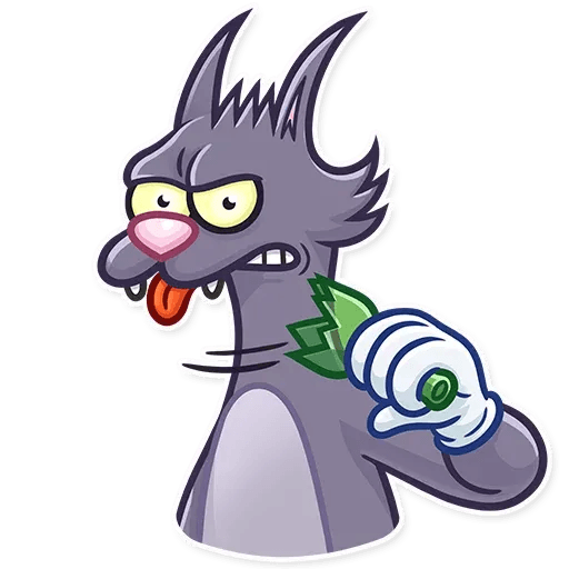 Itchy & Scratchy - Sticker 24