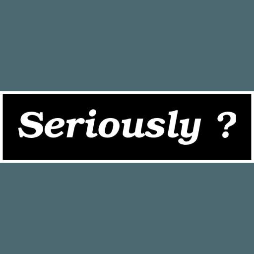 Talk talk 2 - Sticker 15