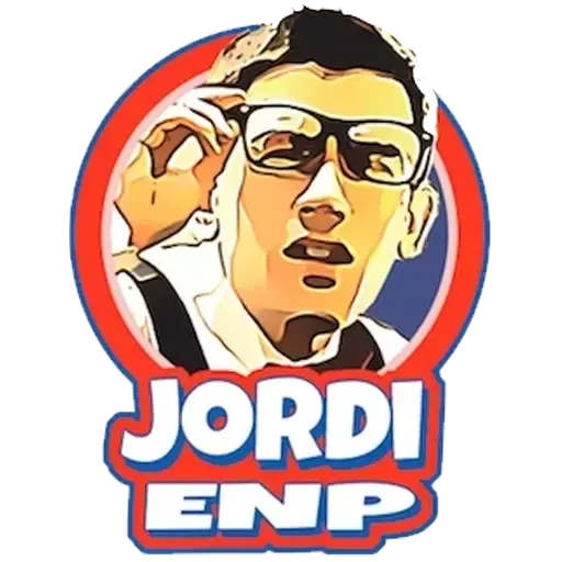 Jordi EP - Sticker 15